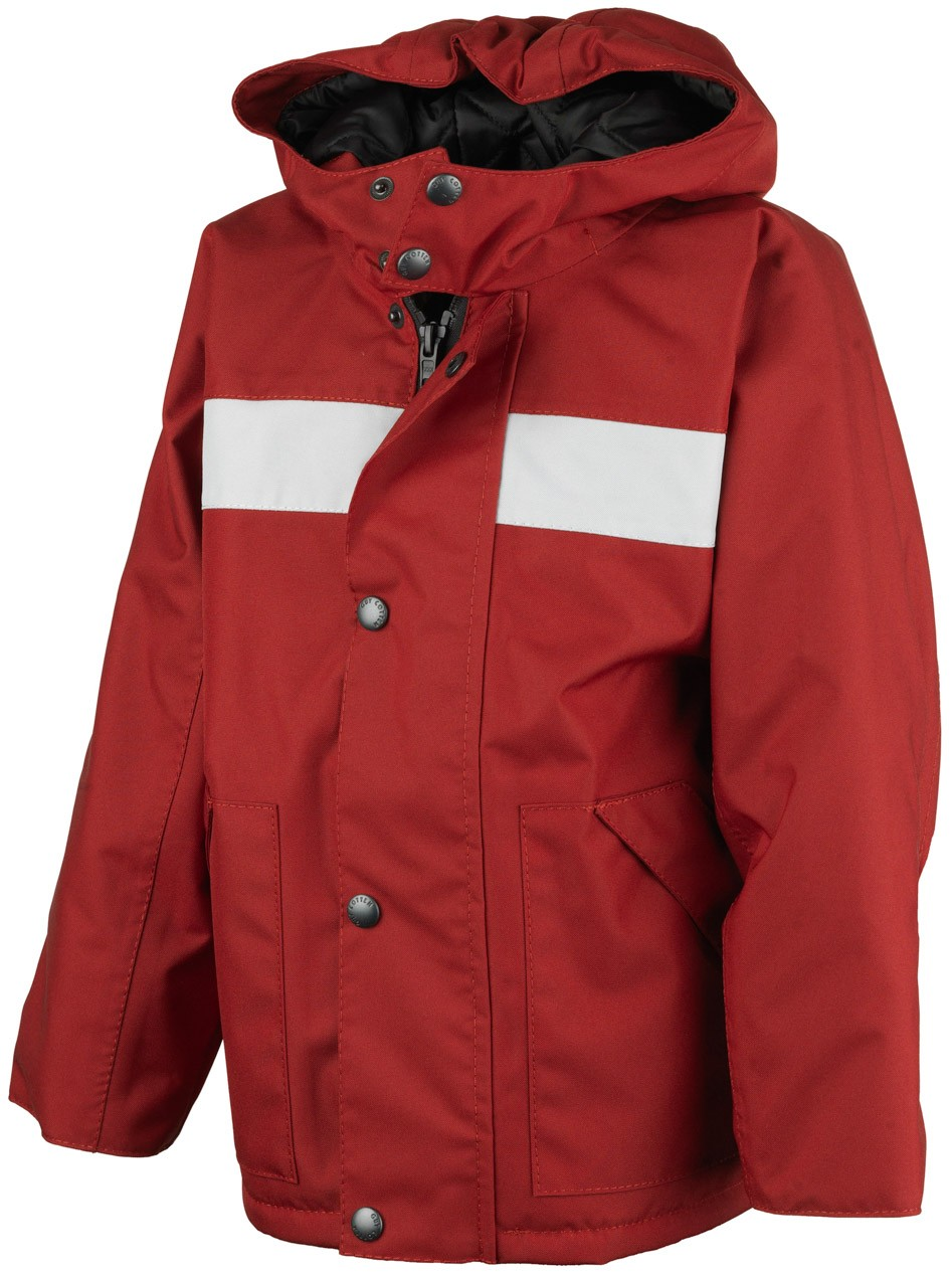 Veste ARES Rouge