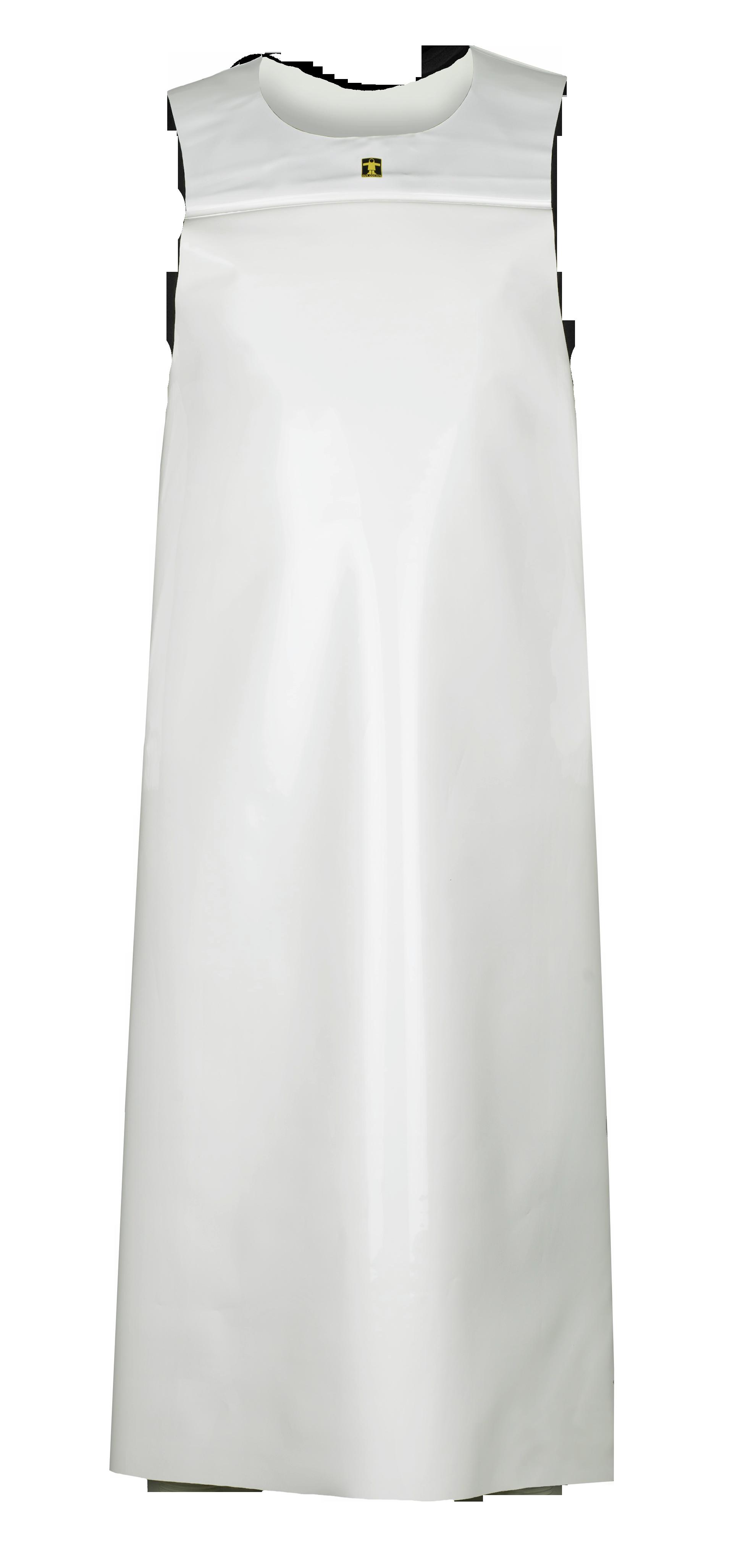 Tablier confort blanc