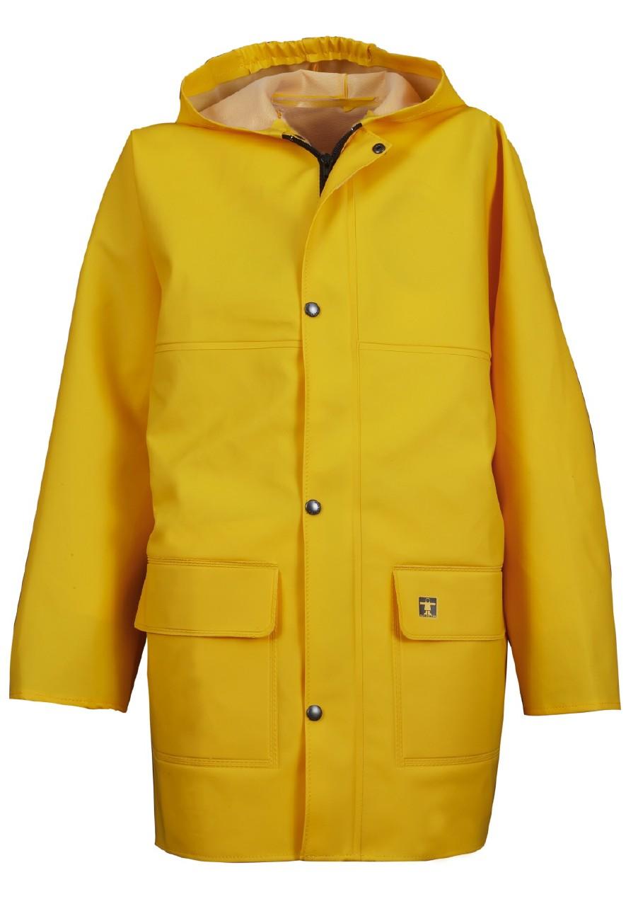 Veste ciré Derby enfant jaune