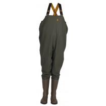 Pantalon avec des bottes GUY COTTEN