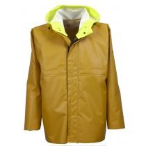 Veste ISOCLAS Tissu Classic jaune GUY COTTEN