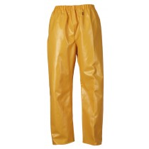 Pantalon étanche Pouldo jaune