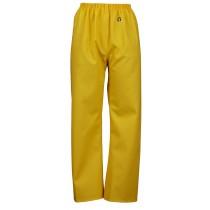 Pantalon ciré étanche Pouldo jaune