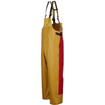 Guy Cotten's Drembib bib and braces breathable and waterproof yellow Red