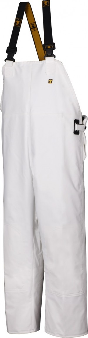 Cotte Agro blanche GUY COTTEN taille standard